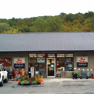 Nightingale Mills Store Marcellus location