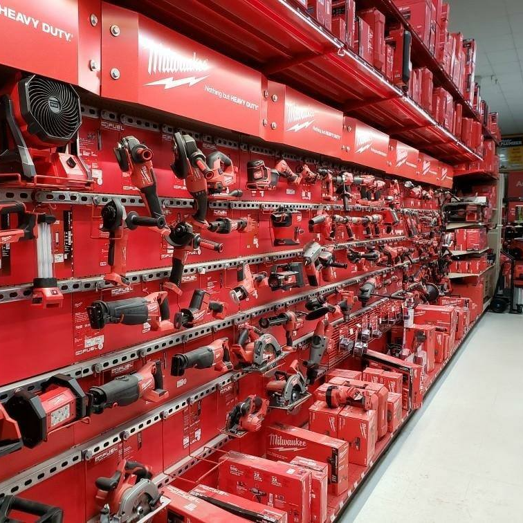 Huge Tool Selection