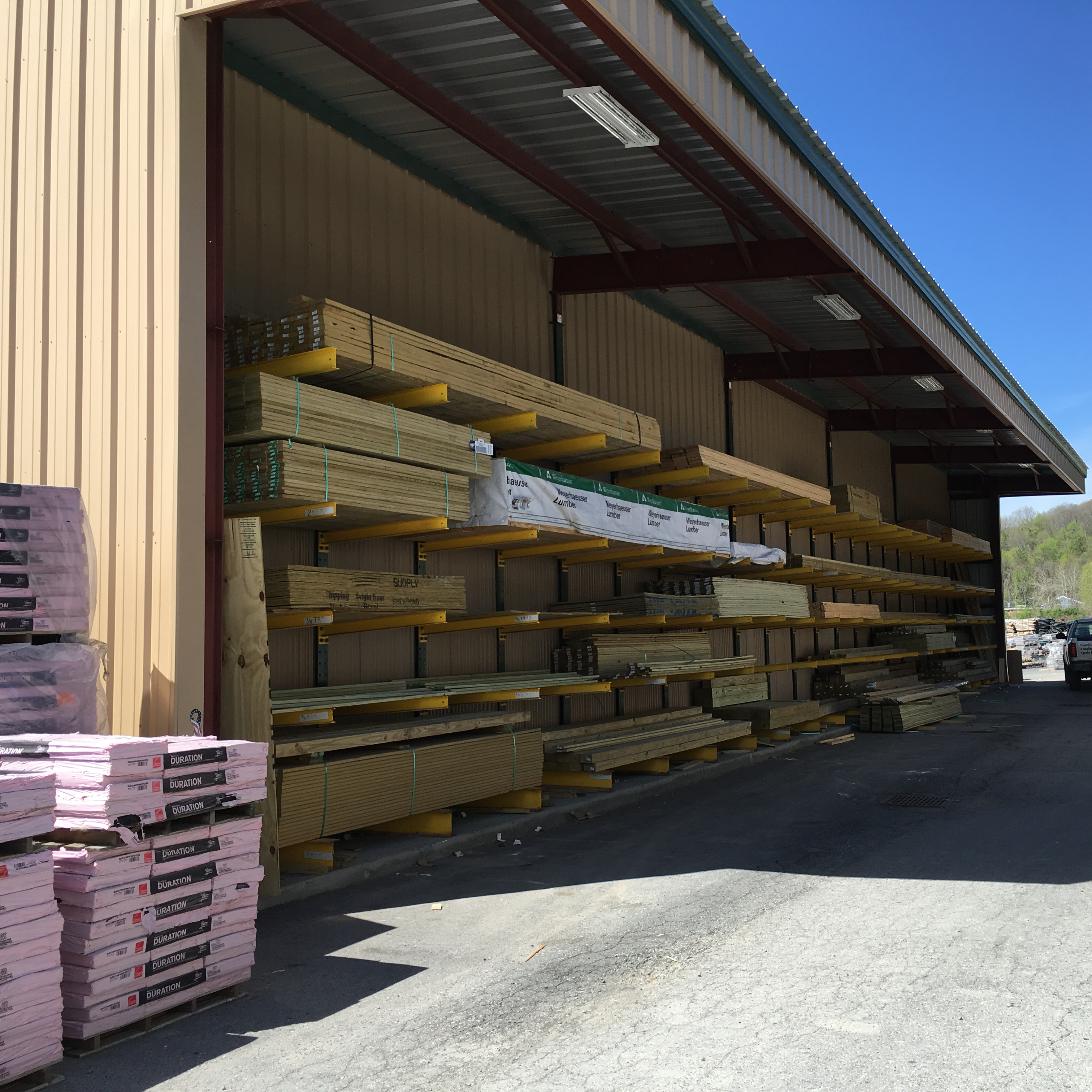 Lumber Yard 1 Bay