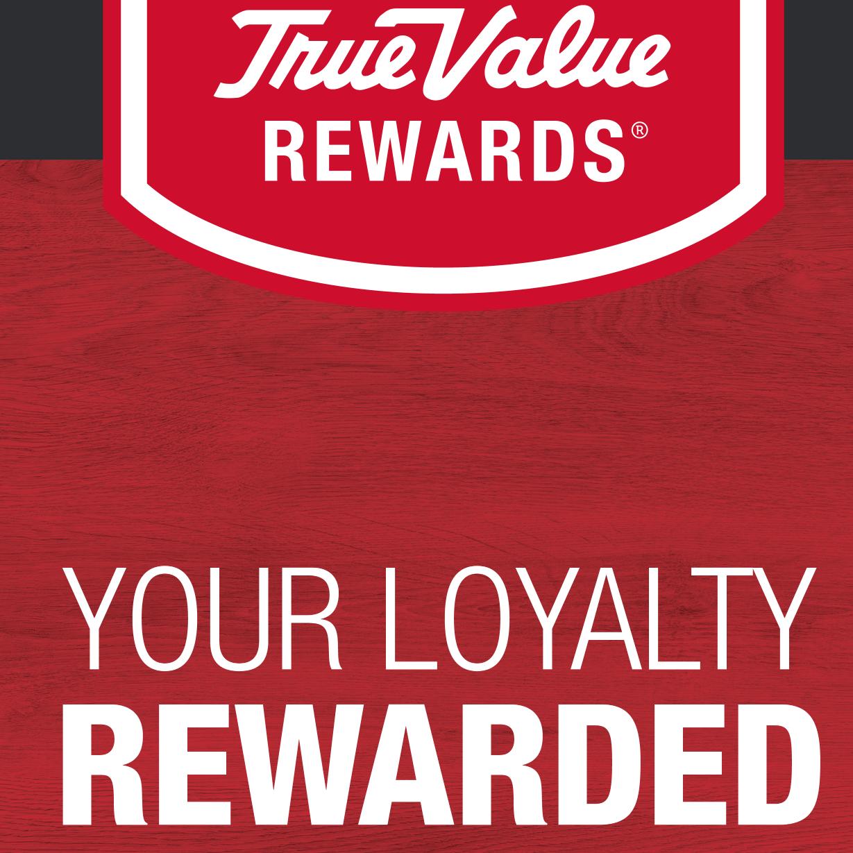 True Value Rewards