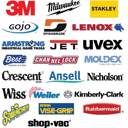 Industrial Brand Logos