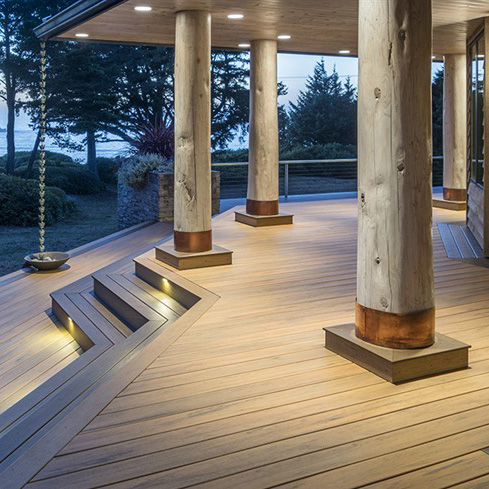 High-end deck