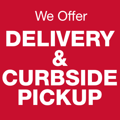 Delivery and curbside pickup