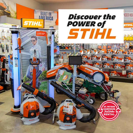 Full Line Stihl Dealer