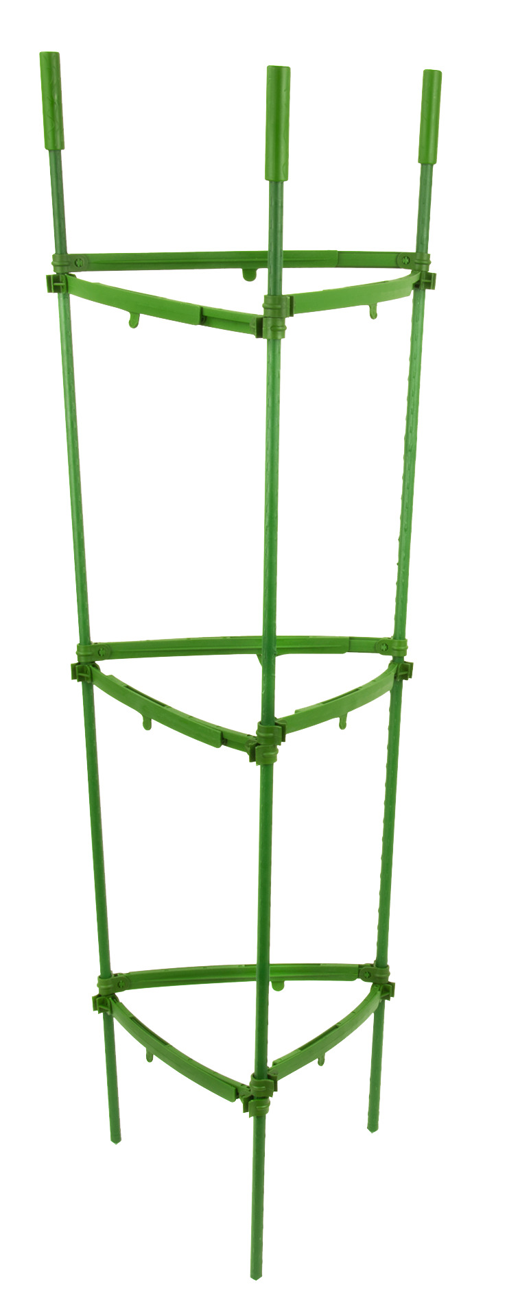 Gardener/'S Blue Ribbon Stez1 Stake-It-Easy Plant-Staking System-UP TO 6 FEET