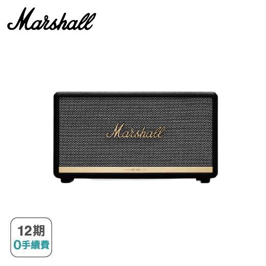 【Marshall】STANMORE II 藍牙喇叭(經典黑)