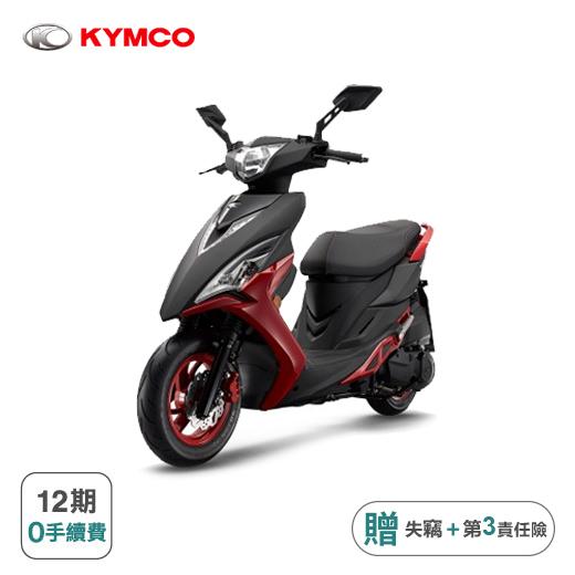 【KYMCO】VJR125 ABS版-7期 (SE24AK)