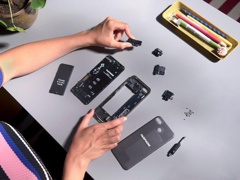 Fairphone 3 modular - 7 piezas