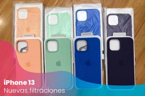 iPhone 13: nuevas filtraciones
