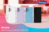 Review del Samsung Galaxy A52 5G