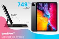 Bajada de precio del iPad Pro 11 2020 tras el anuncio del modelo M1