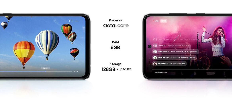 Procesador Samsung Galaxy A52 5G