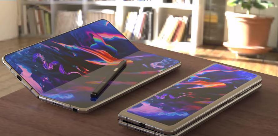 Galaxy Z fold 2 - Ordenador