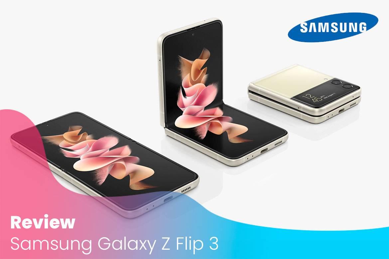 Análisis del Samsung Galaxy Z Flip 3