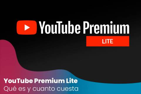 YouTube Premium Lite: Qué es y cuanto cuesta