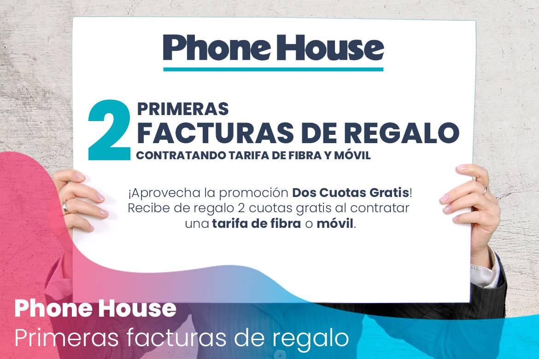 Dos Cuotas Gratis con Phone House