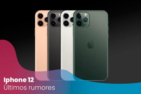 iPhone 12 : primeras imágenes filtradas y lanzamiento