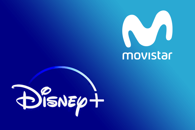 Movistar será la distribuidora de Disney+ en España