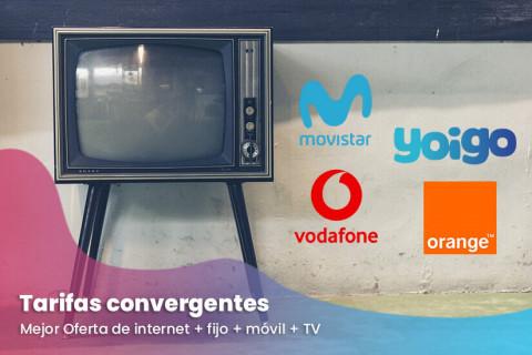 Comparador de ofertas: compara tarifas de Internet, fijo, móvil, tv y ahorra