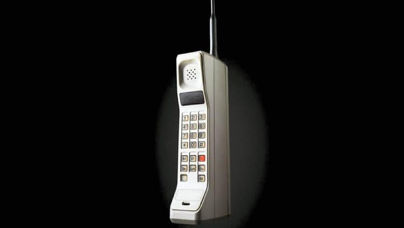 Teléfono 1G