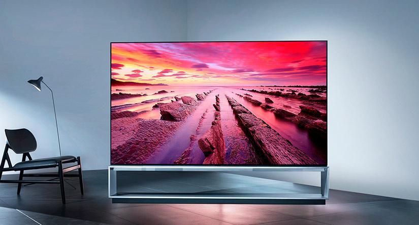 Televisor LG SIGNATURE OLED TV 8K