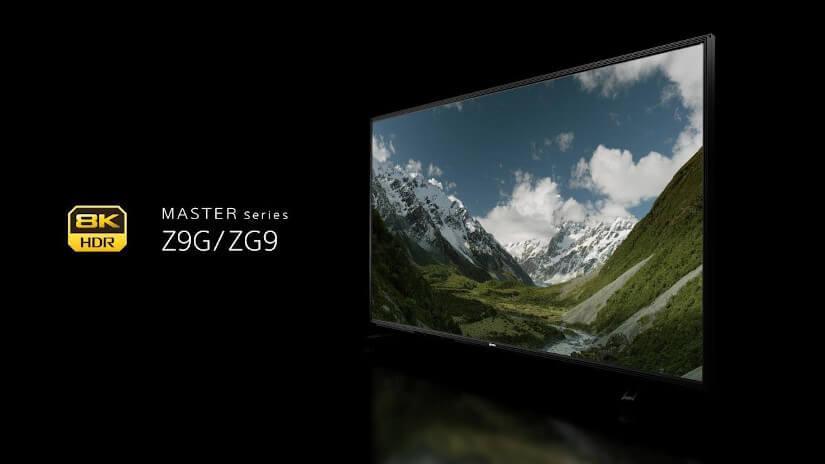 Sony ZG9 8K