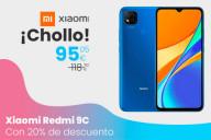 Oferta del Xiaomi Redmi 9C: El smartphone asequible