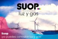 ¡Ya puedes contratar luz y gas con Suop!