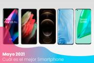 Cuál es el mejor smartphone en mayo 2021