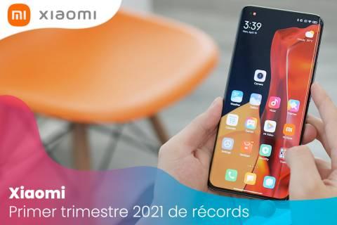 Primer trimestre de récords para Xiaomi que supera a Apple
