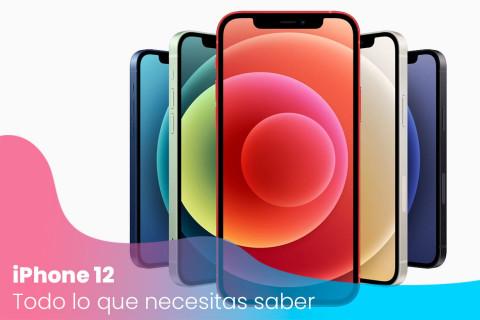 iPhone 12 (iPhone 2020): características, precios, fechas de lanzamiento