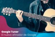 ¿Cómo afinar una guitarra con Google?