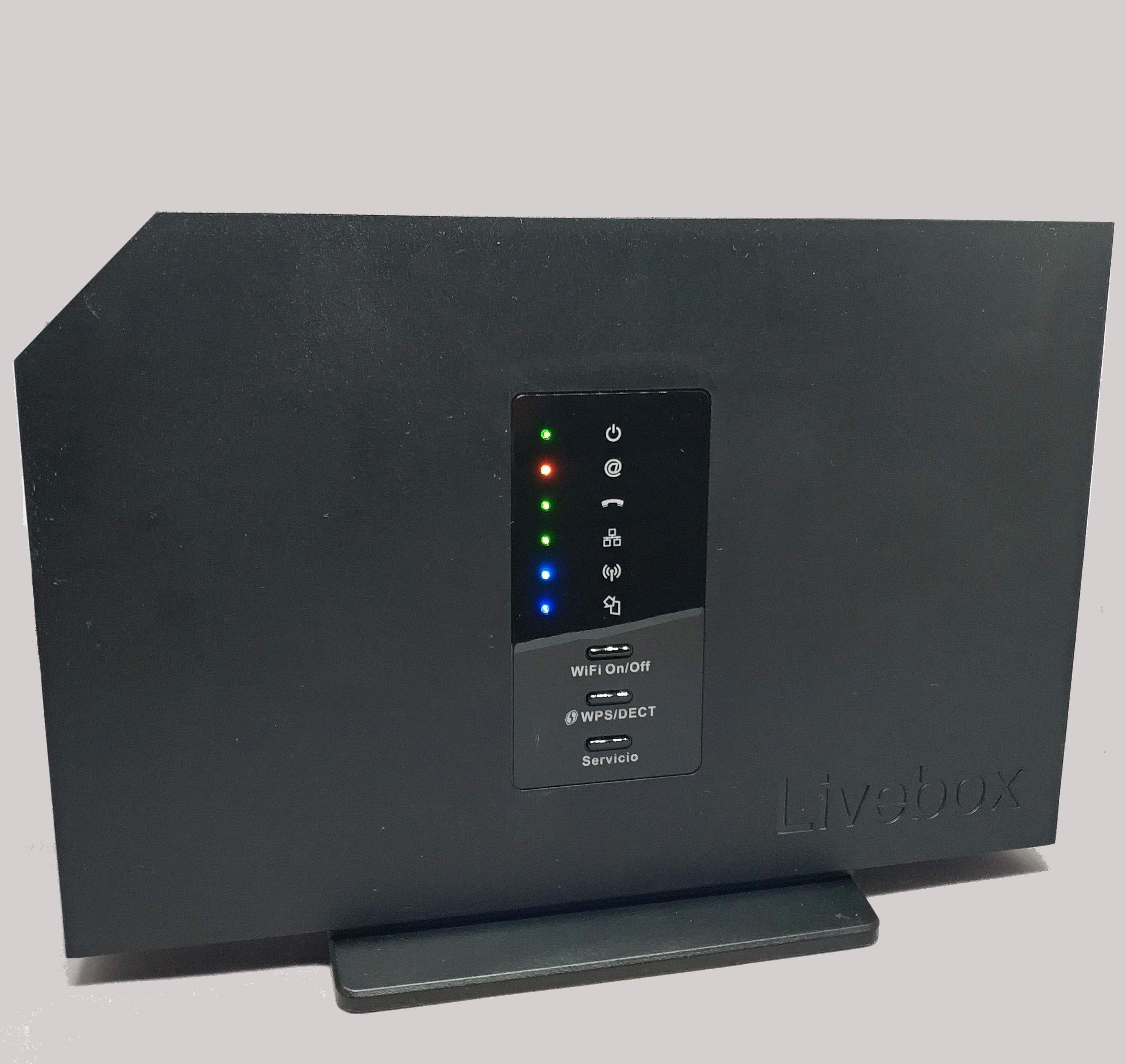 MitraStar GPT-2541GNAC