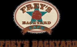 Frey's Backyard Cafe