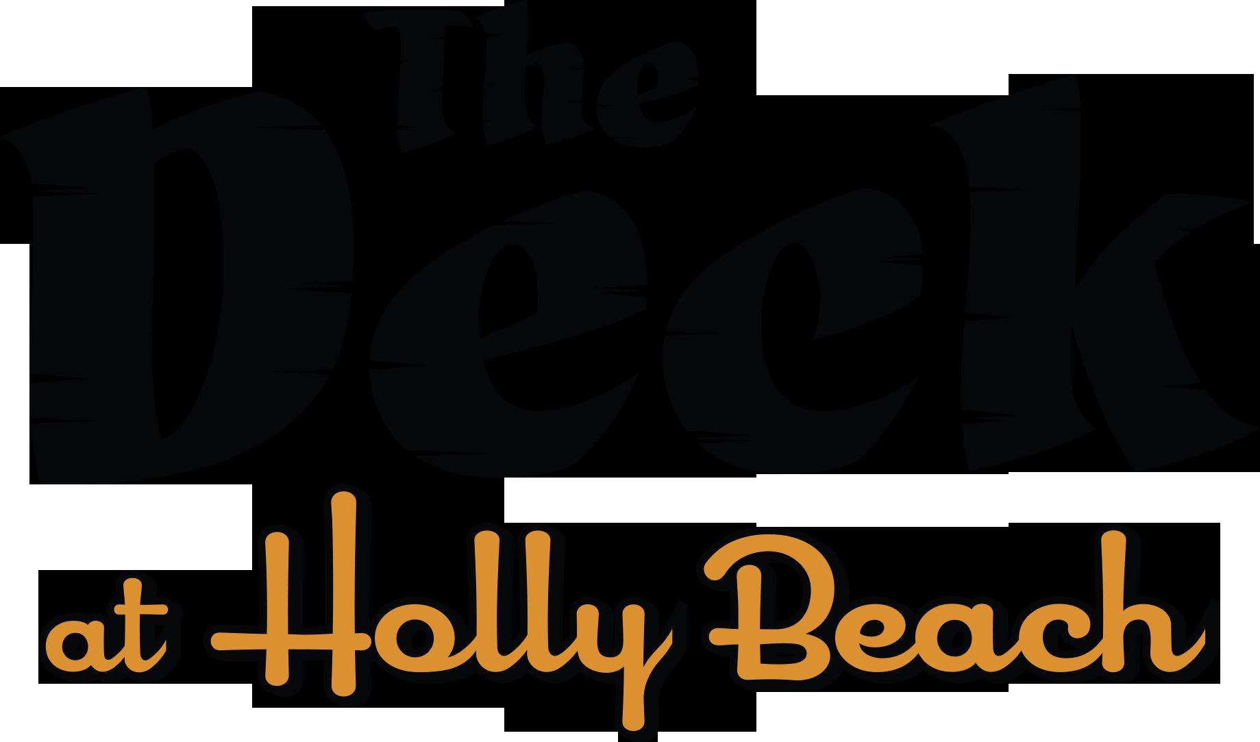 The Deck at Holly Beach