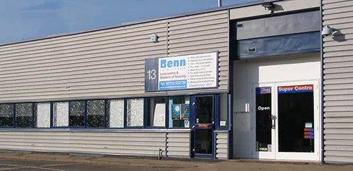 Benn locks and Safes Peterborough