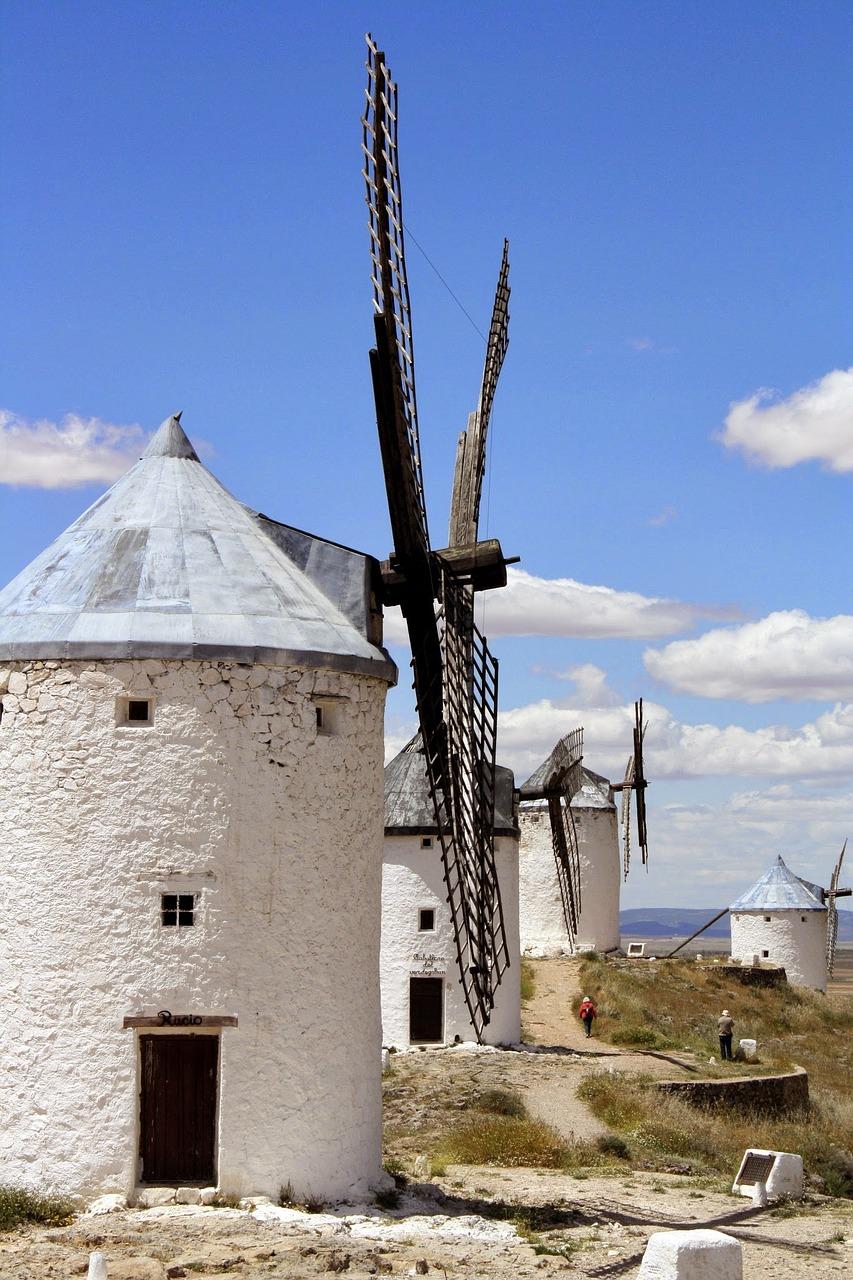10 Best Biking Adventure Destinations Across Spain and Portugal - La mancha
