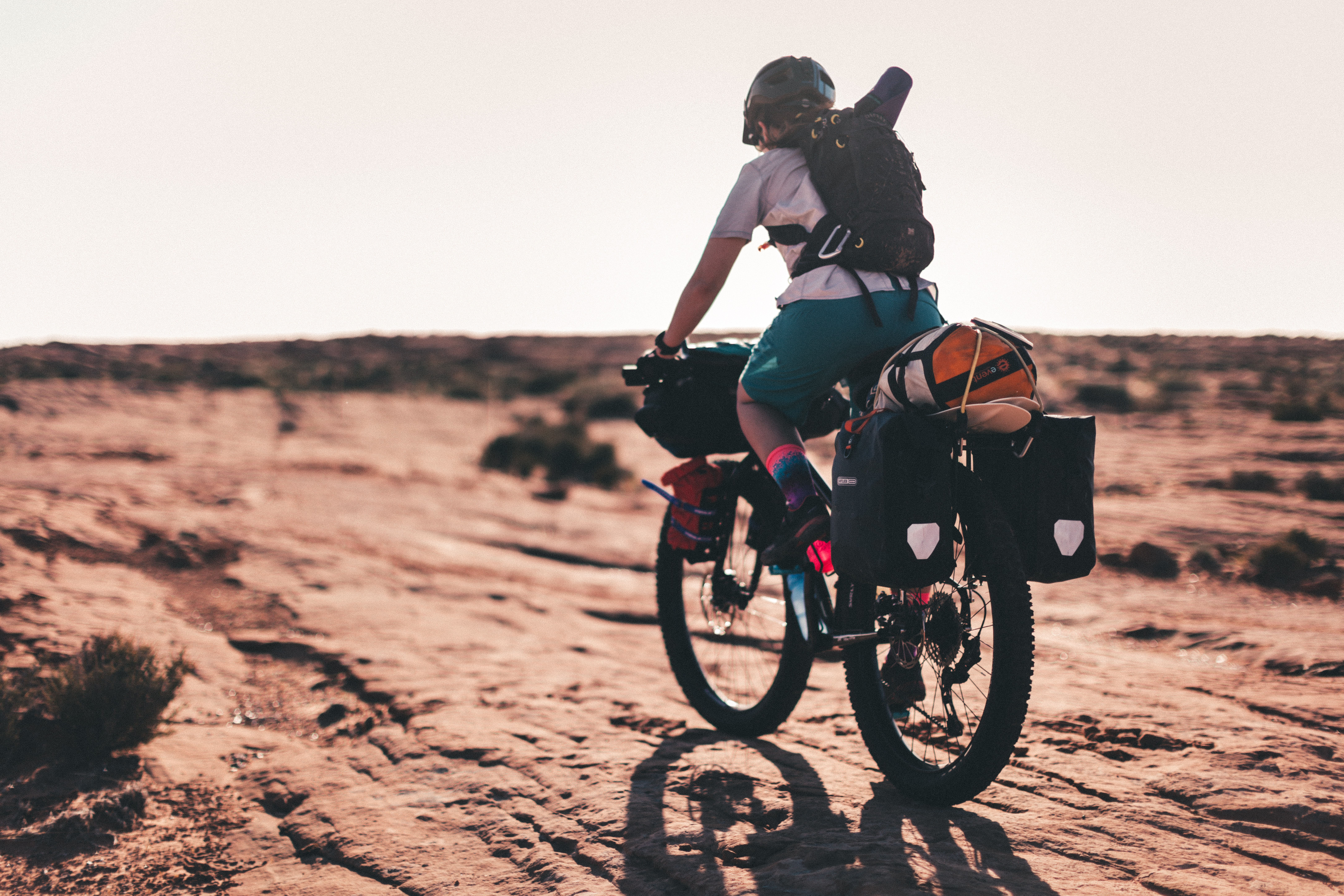 bike touring or bikepacking which is best for you