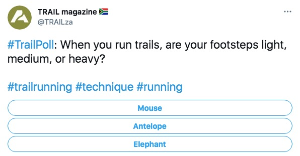 Trail Poll