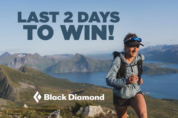 Black Diamond competition