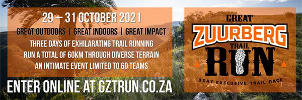 Great Zuurberg Trail Run 2021 #1