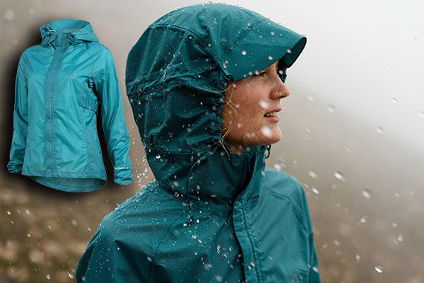 First Ascent Women's AR-X Run Jacket