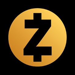 Zcash cryptocurrency logo