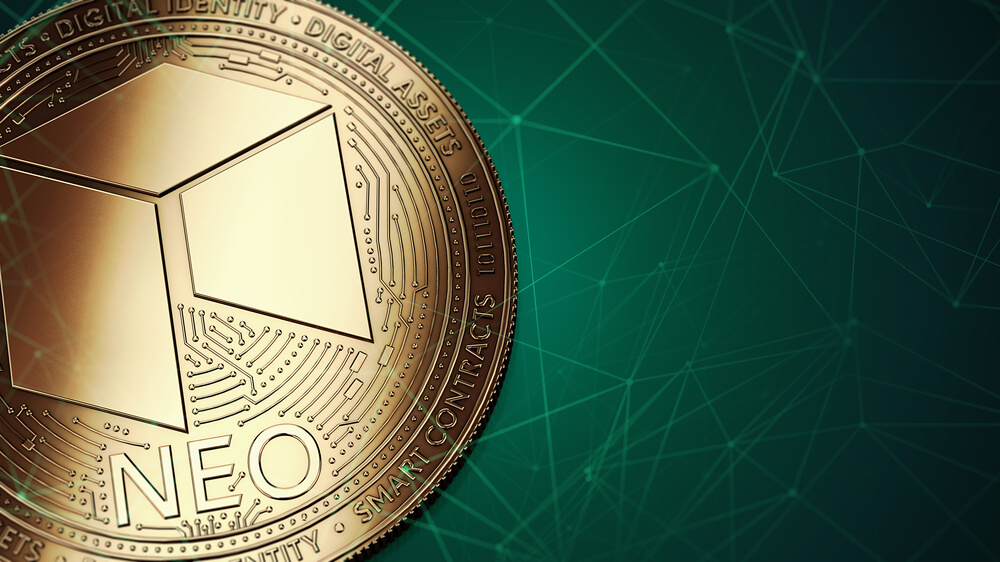 neo cryptocurrency price in india