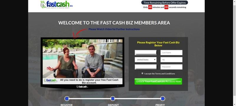 fast cash web