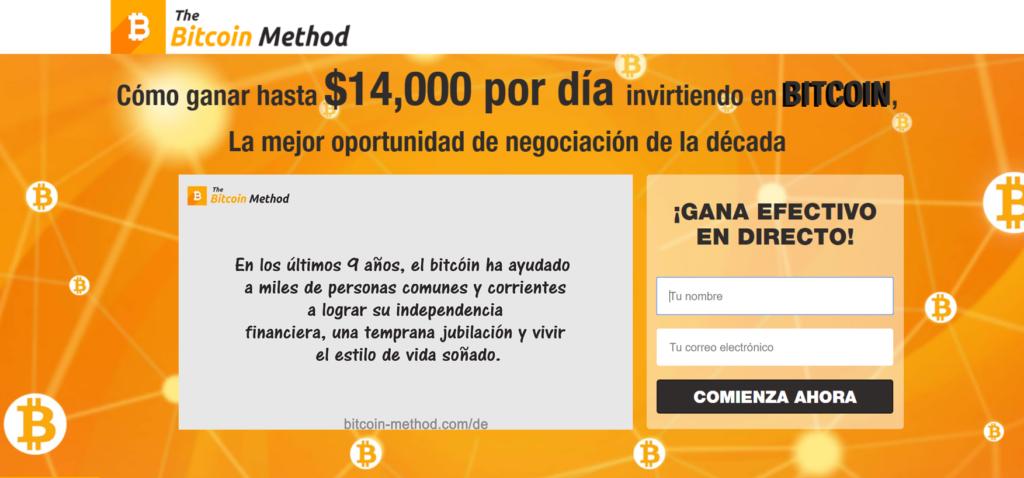 The Bitcoin Method español