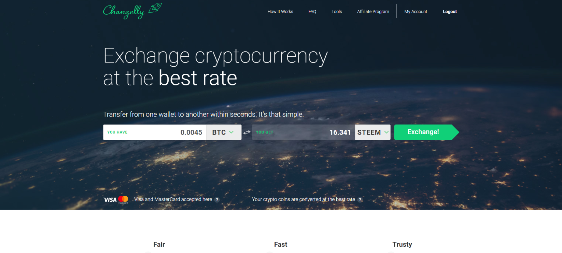 changelly home