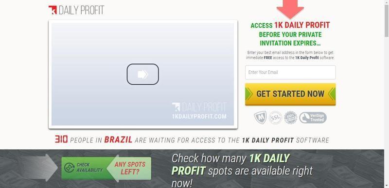 1 k daily profit web