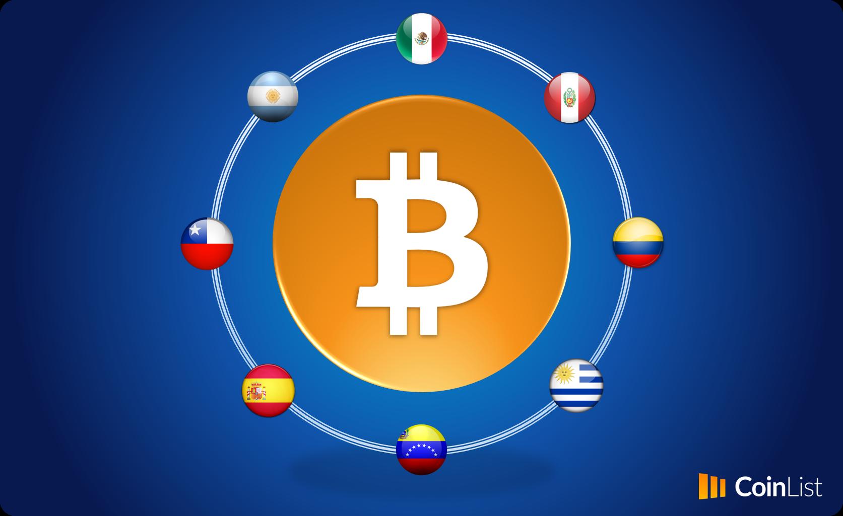 Cómo comprar Bitcoin en tu país