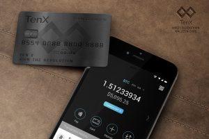 TenX Blockchain Wallet